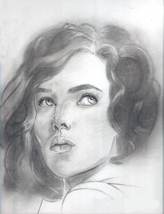 Scarlett Johansson by Gerardo94